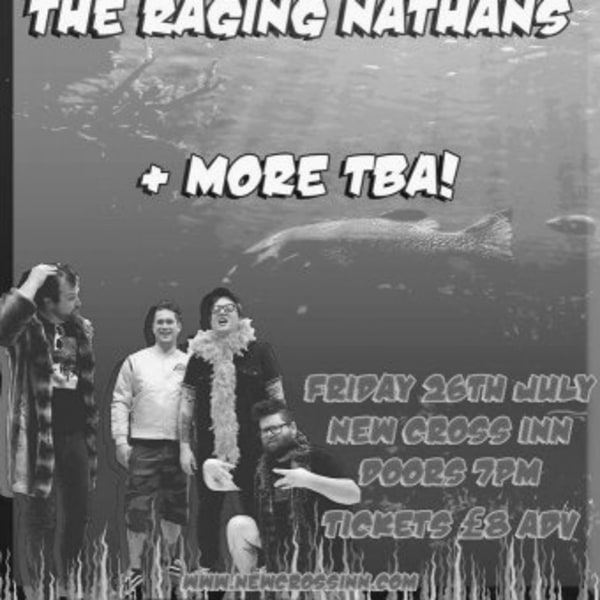 The Dopamines / Raging Nathans at New Cross Inn promotional image