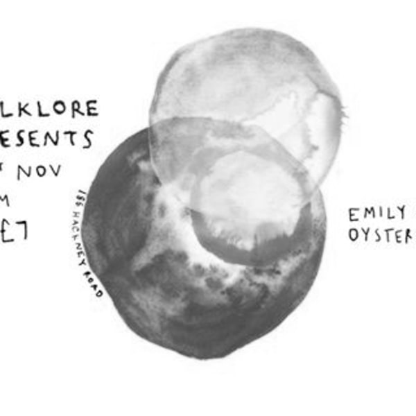 Folklore Presents: Emily Magpie / Oystercatcher at Folklore promotional image
