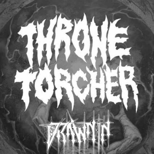 Thronetorcher + Drawn In at New Cross Inn promotional image