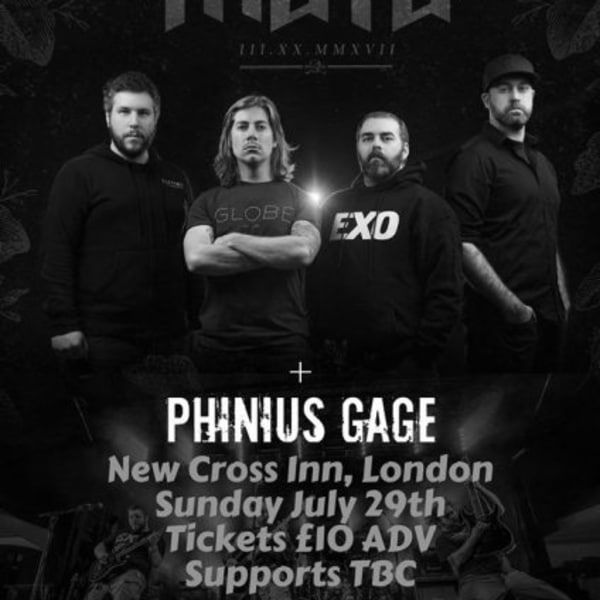 Mute at New Cross Inn promotional image