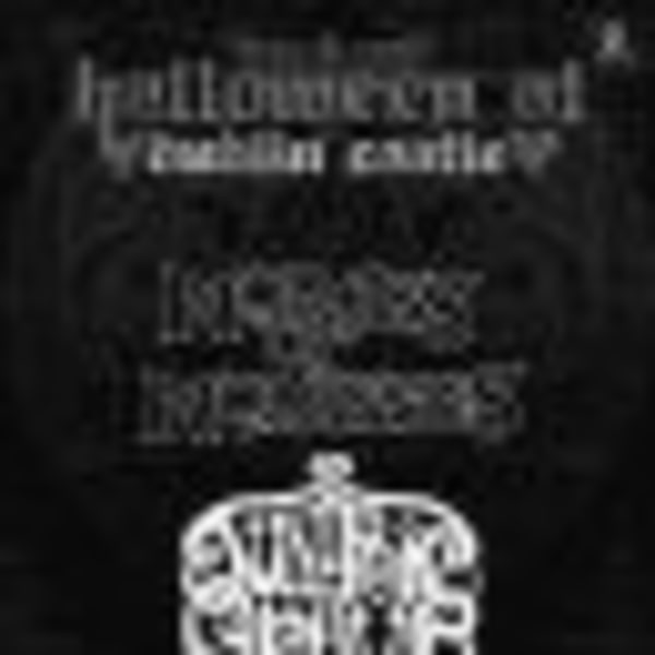 One Eyed Toad Hallowe'en Hellfest + Morass Of Molasses + Juniper Grave at Dublin Castle promotional image
