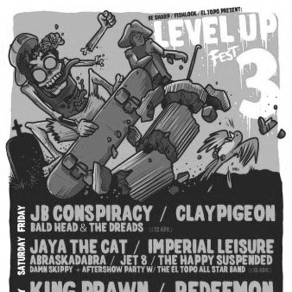 Level Up Festival 2019 at New Cross Inn promotional image