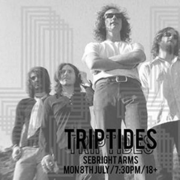 Dark Party pres Triptides / Sebright / 8 Jul at Sebright Arms promotional image