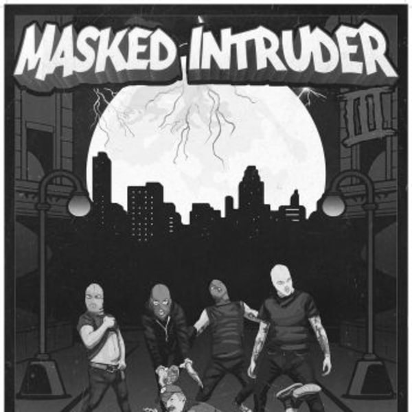 Masked Intruder at New Cross Inn promotional image