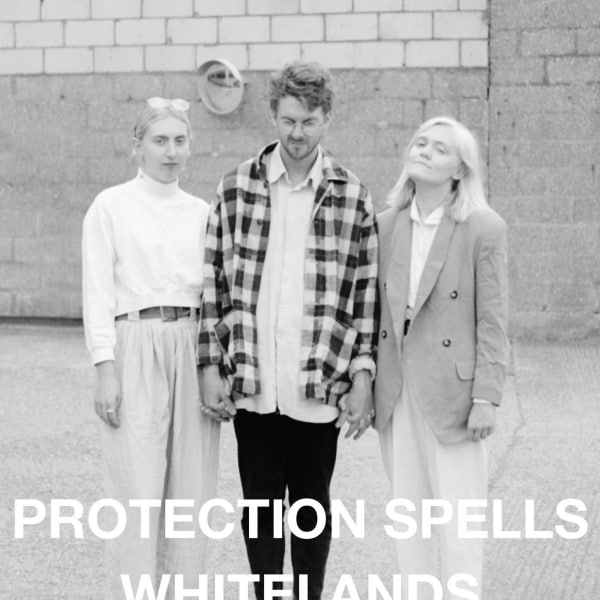 Scared To Dance & For The Rabbits presents: Protection Spells + Whitelands at The Victoria promotional image