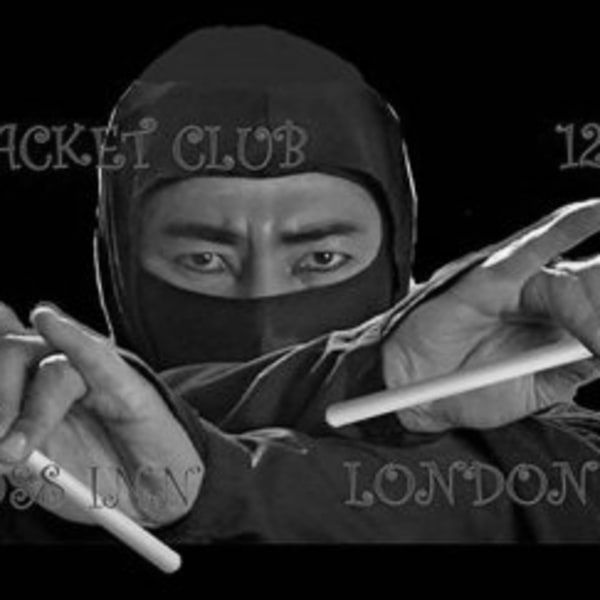 Paco's Racket Club at New Cross Inn promotional image