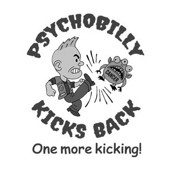 Psychobilly Kicks Back  - charity festival against cancer at The Fiddler's Elbow promotional image