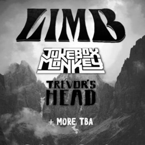 Limb / Jukebox Monkey / Trevor's Head / Saltbuck at New Cross Inn promotional image