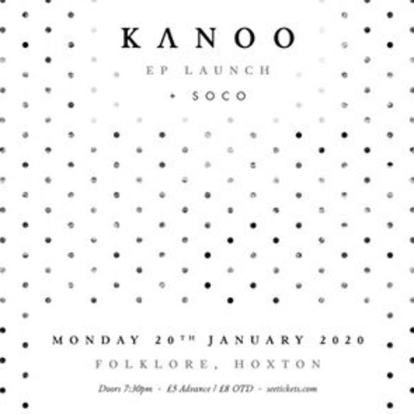 Kanoo EP Launch at Folklore promotional image