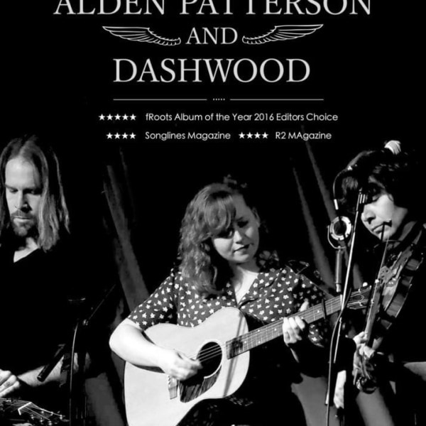 New Roots: Alden Patterson & Dashwood at The Harrison promotional image