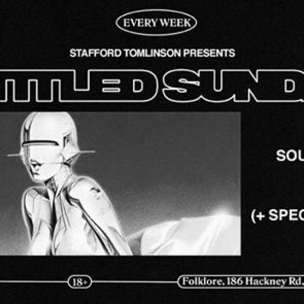 Untitled Sundays at Folklore promotional image