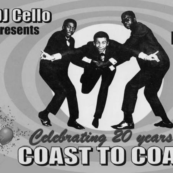 COAST to COAST - Manlio Calafrocampano/DubHouseBand/DJ Lou Pino at The Fiddler's Elbow promotional image