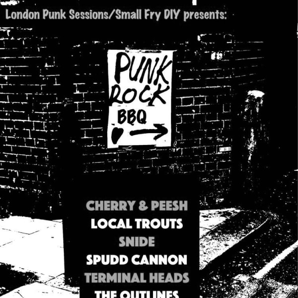 Punk Rock Bank Holiday Monday BBQ  at Windmill Brixton promotional image