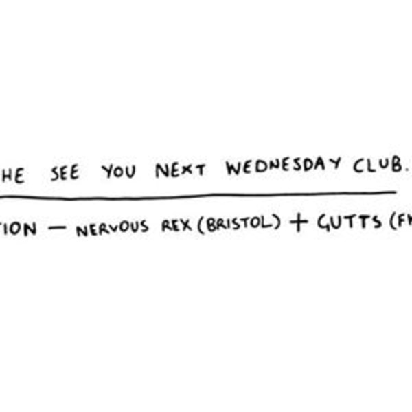 The CUNW Club - Nervous Rex // GUTTS (fka guttfull) at Sebright Arms promotional image