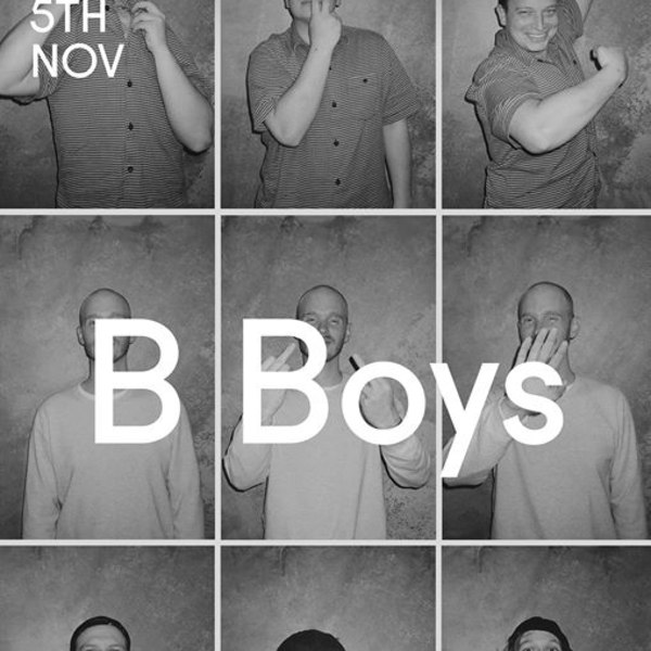 Bird On The Wire presents: B Boys | The Victoria at The Victoria promotional image