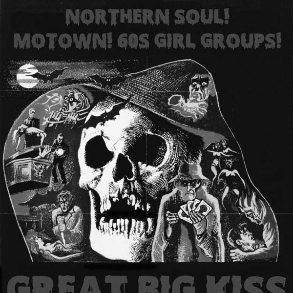 Great Big Kiss Halloween Party  at Windmill Brixton promotional image
