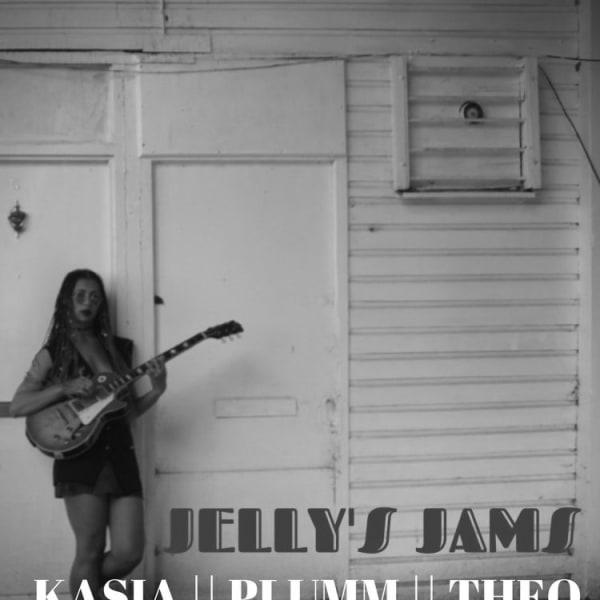 Kasia, Plumm, Theo  at Windmill Brixton promotional image