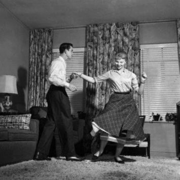 Private / One to One 1950s Jive Tuition at The Stag's Head promotional image