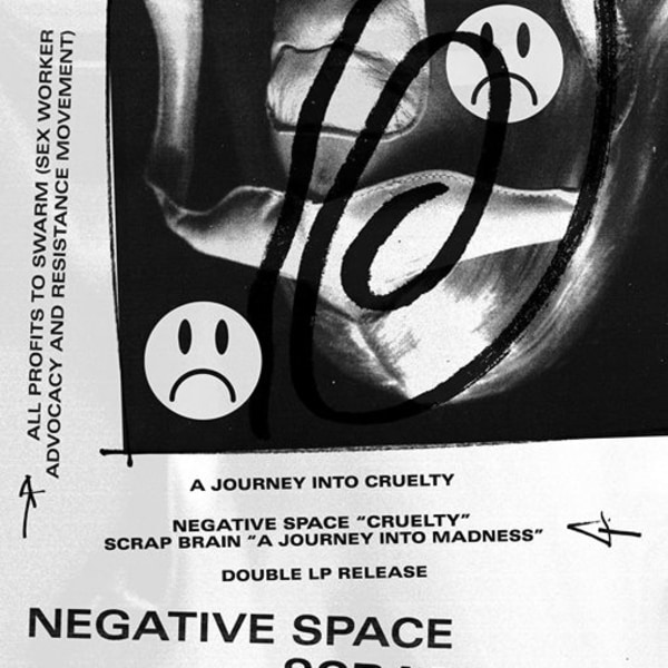 Negative Space + Scrap Brain Double LP Release at The Stag's Head promotional image