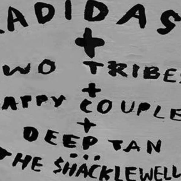 Be A Body presents: RADIDAS at Shacklewell Arms promotional image