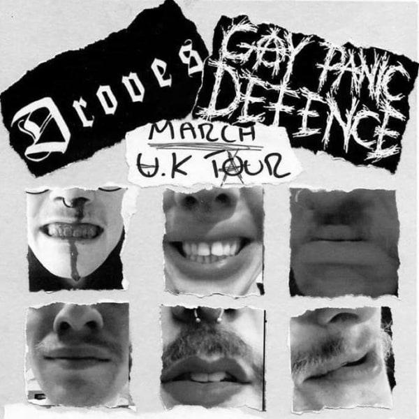 Atavistik Death Pose + Droves + Gay Panic Defence + ZEK  at Windmill Brixton promotional image