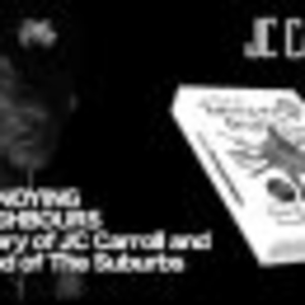 JC Carroll (The Members)+Still Annoying The Neighbours+Rock N Roll Book Club+Q And A+DJ at Dublin Castle promotional image