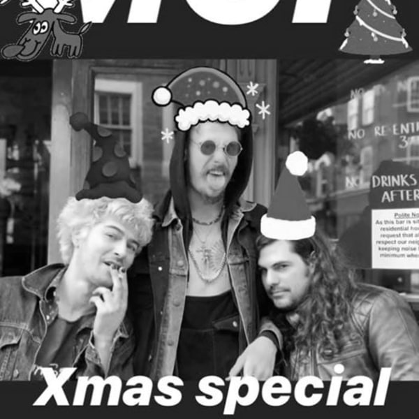 MGF + guests (Xmas Special) at New River Studios promotional image