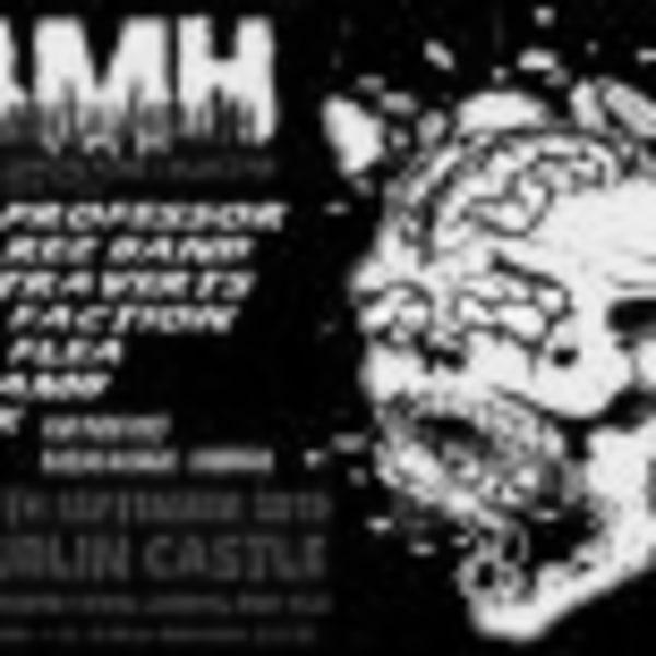 Punk 4 Mental Health+Punk Professor+Tara Rez Band+The Xtraverts+Slow Faction+Jon Lamb+Brunk+Andi Punk Poet and Rangan Ganguli at Dublin Castle promotional image