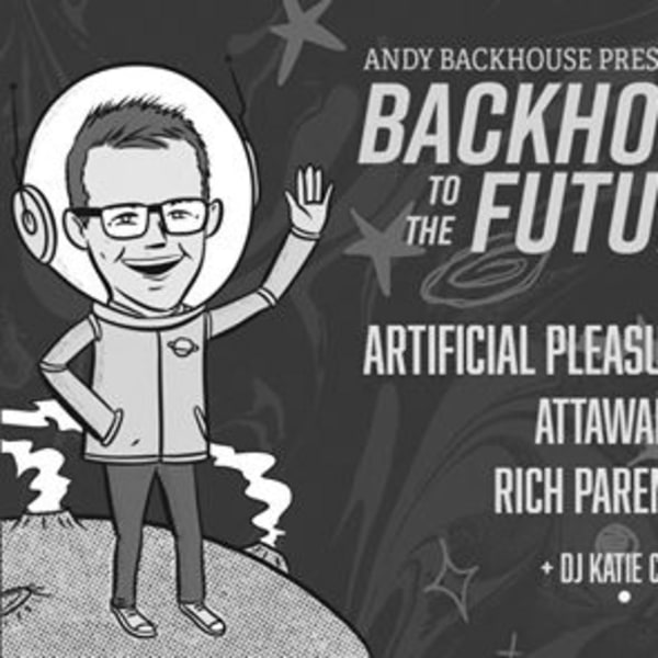 Artificial Pleasure, Attawalpa + Rich Parents at Shacklewell Arms promotional image