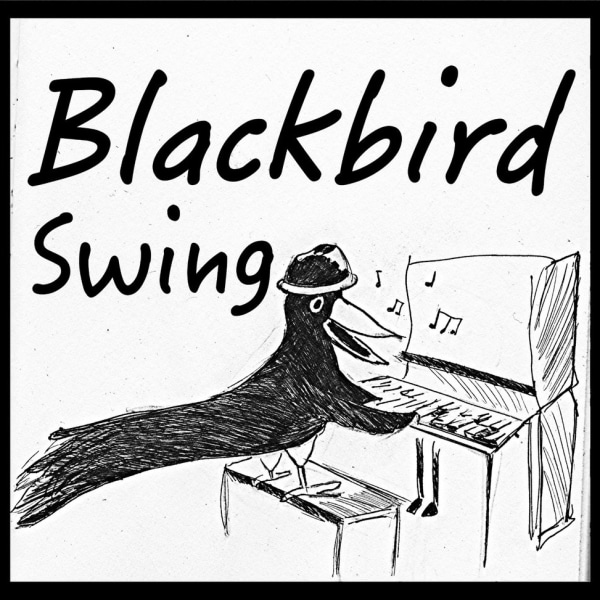 Blackbird Swing - LIVE SWING BAND AND DANCING! AFTERNOON SESSION at The Fiddler's Elbow promotional image