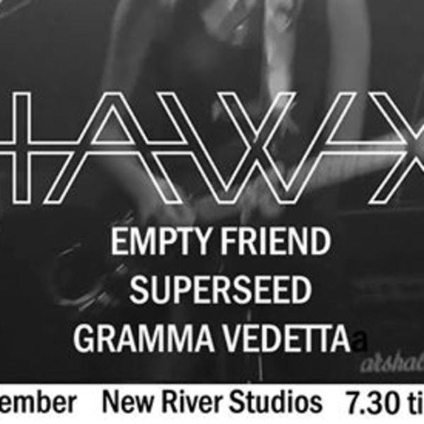 CWL II - Civil War Presents HAWXX at New River Studios promotional image