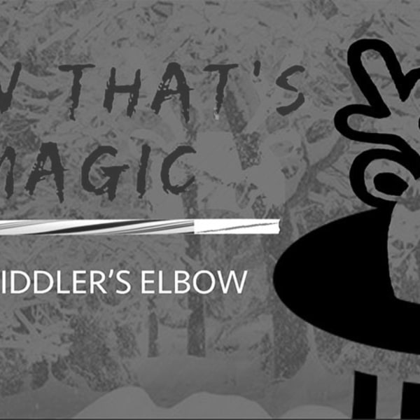 Now That's Magic - London's Free Magic Open Mic night at The Fiddler's Elbow promotional image