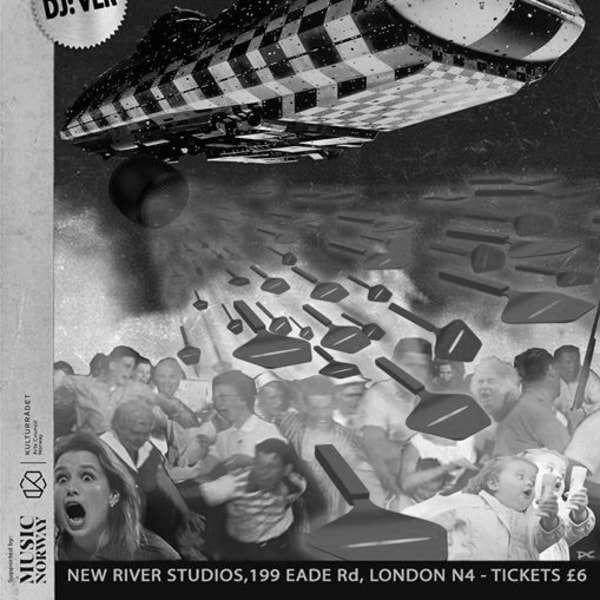 Oslo Electro Night (live in london) at New River Studios promotional image