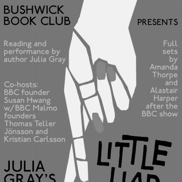 """The Bushwick Book Club"" - New songs for Little Liar by Julia Gray  at Windmill Brixton promotional image"