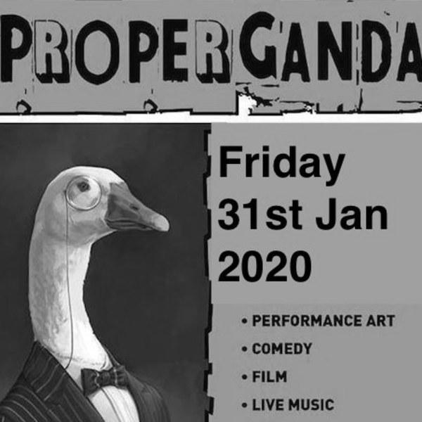 ProperGanda at The Others promotional image