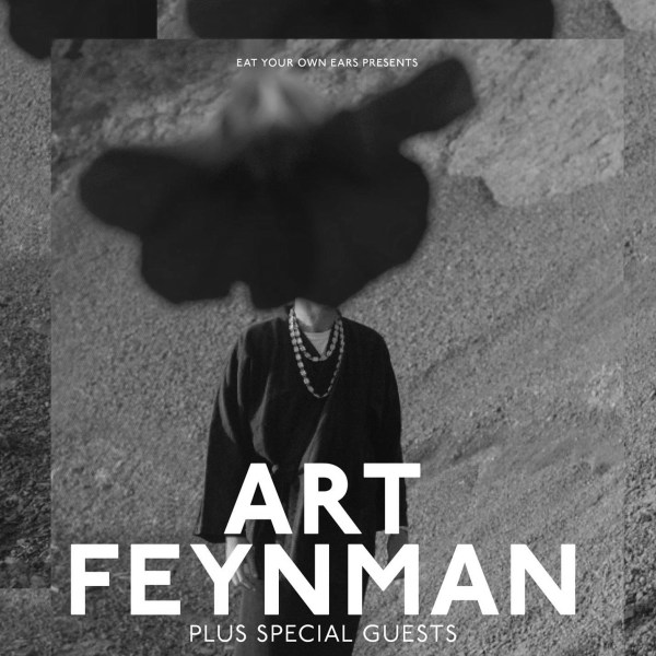 EYOE Presents: Art Feynman at The Victoria at The Victoria promotional image