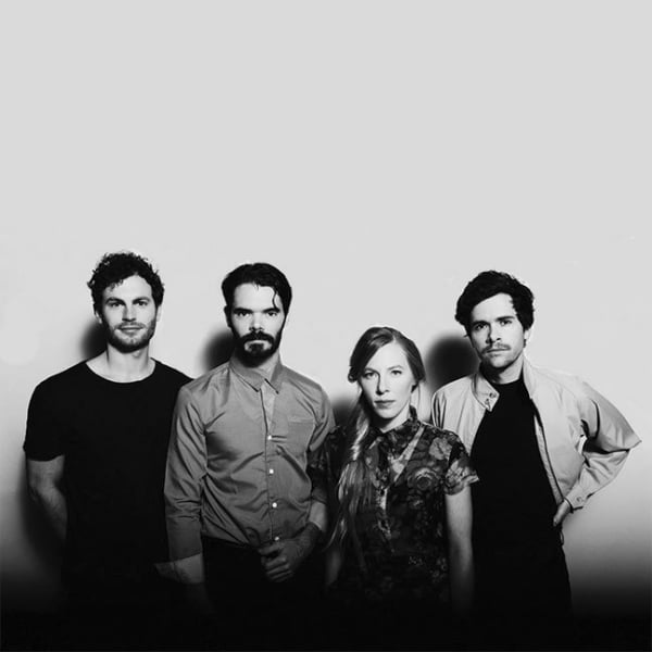 Kilimanjaro Presents: River Whyless at Sebright Arms promotional image