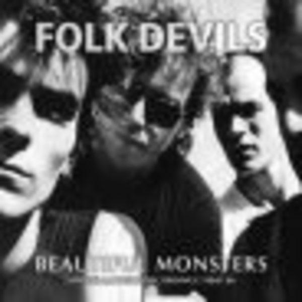 Folk Devils+Inca Babies+Turning Black Like Lizards at Dublin Castle promotional image