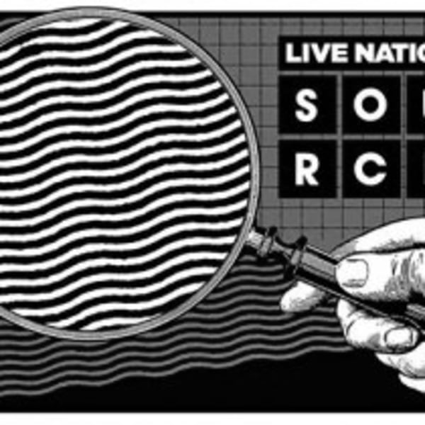 LIVE NATION: SOURCE at The Old Blue Last promotional image