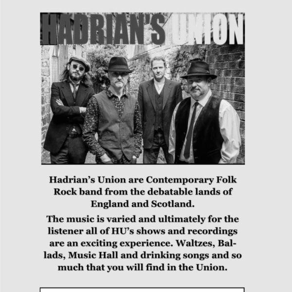 Hadrians Union at The Harrison promotional image