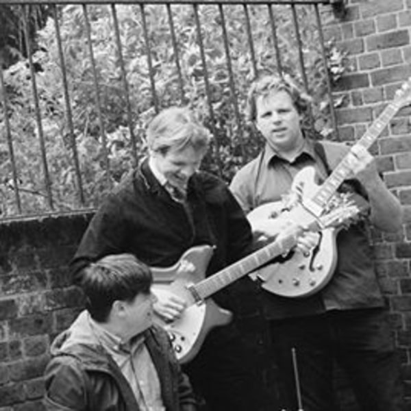 The Roves 'Hey Little Man' Single Launch at Shacklewell Arms promotional image