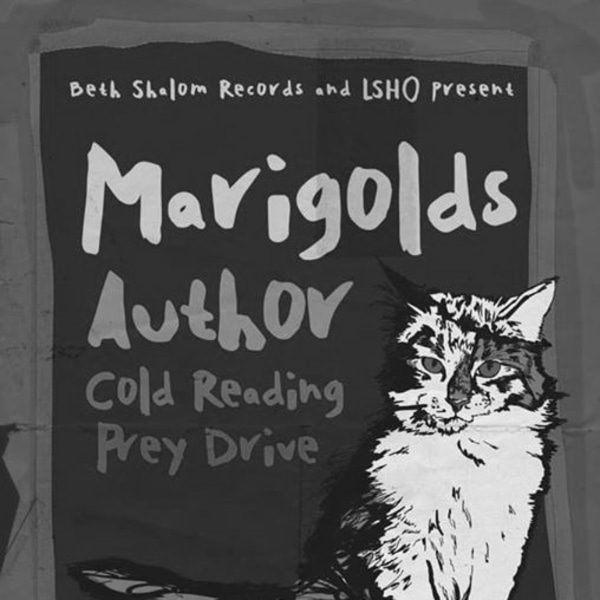 BSR & LSHO presents Marigolds w/ Author, Cold Reading + more at The Old Blue Last promotional image