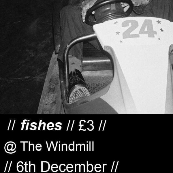 Fishes + more  at Windmill Brixton promotional image