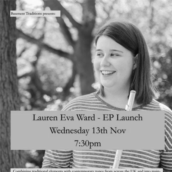 Lauren Eva – EP Launch at The Harrison promotional image
