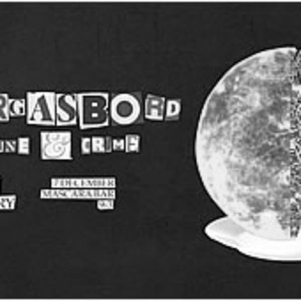 SMORGASBORD  at Mascara Bar promotional image