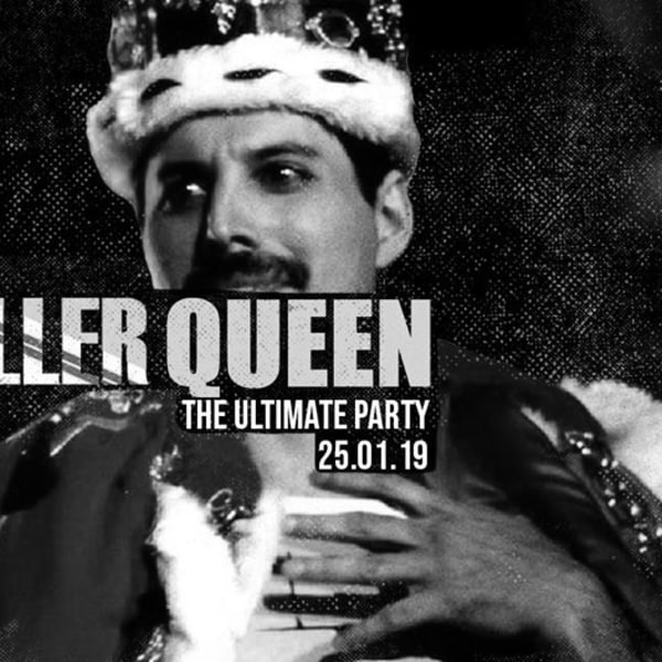 KiLLER QUEEN - Freddie's house Party at The Macbeth promotional image