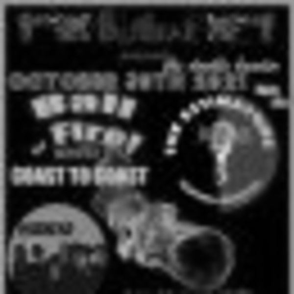 The Estimators+The Big Head+DJ Cello at Dublin Castle promotional image