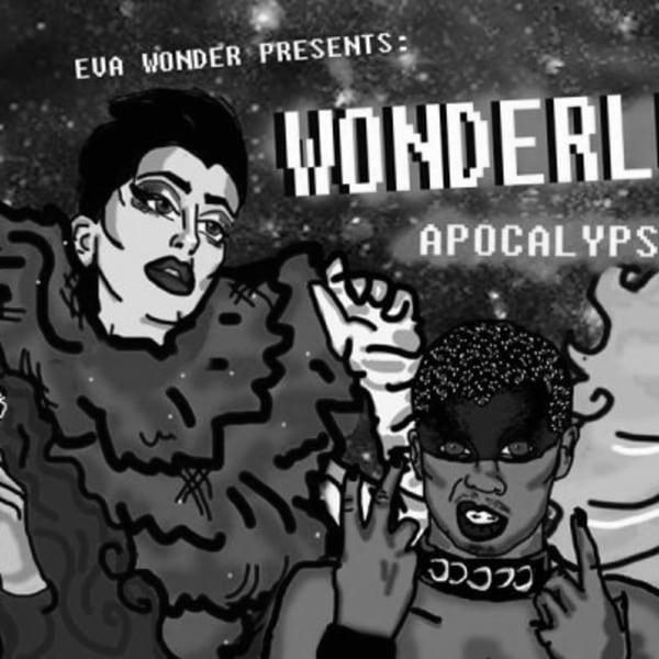 WonderLvst : Apocalypse Soon! at New Cross Inn promotional image