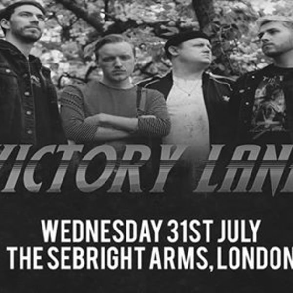 Victory Lane - London at Sebright Arms promotional image