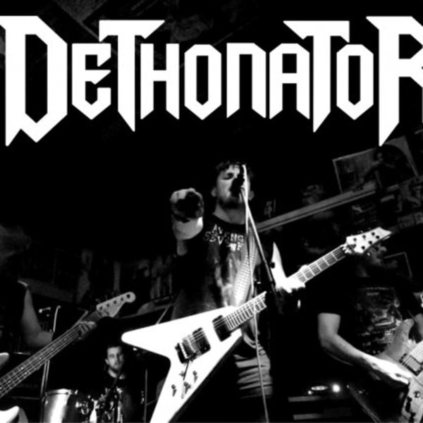 Dethonator / Hunted By Elephants / Orphan Gears + More TBA at New Cross Inn promotional image